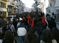 Generalstreik und anhaltende Massenproteste in Griechenland