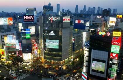 Starker Produktionseinbruch in Japan