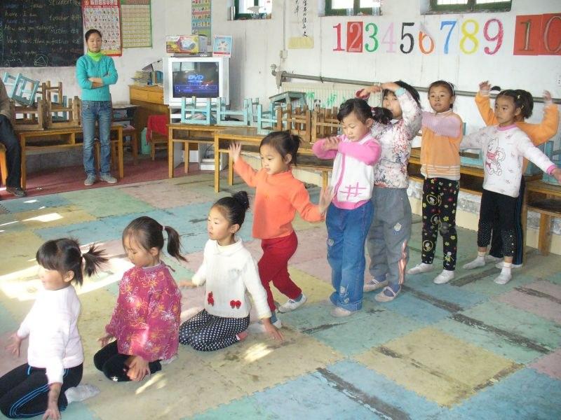 Wanderarbeiter in China organisieren Schulunterricht für ihre Kinder