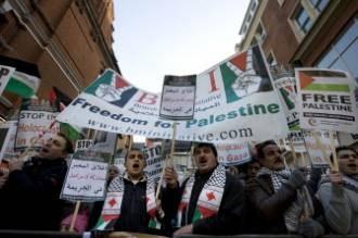 Sofortige Beendigung der israelischen Miltärangriffe im Gazastreifen!