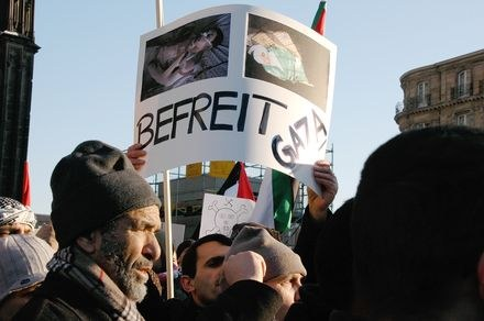Schlimmste Angriffe gegen den Gazastreifen - aber Widerstand gegen Israel wächst