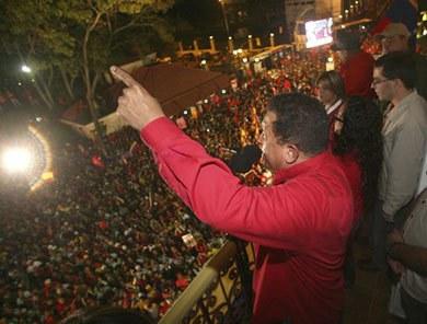 """Venezuela: """"Das war ein Sieg gegen die Reaktionäre!"""""""