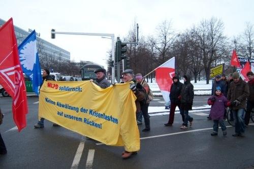 Wieder fast 3.000 Qimonda-Kollegen auf der Straße