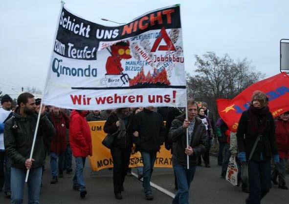 Dresdner Solidaritätskreis Qimonda trifft sich