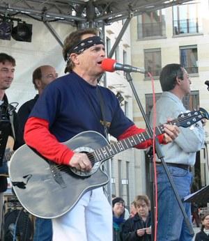 Mike Stout-Konzert am Samstag, 14. März, in Gelsenkirchen