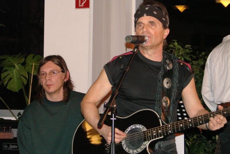 Gelungener Startschuss für die Deutschland-Tournee von Mike Stout und Thomas Rische