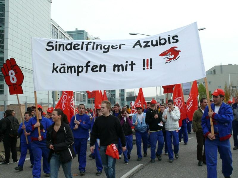 Kriegserklärung an Daimler-Belegschaften stößt auf Widerstand
