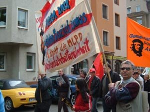 """Der 1. Mai in Deutschland: Korrespondenzen an """"rf-news"""""""
