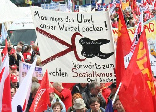 Brisantes Dokument belegt: Vorgehen gegen linke Infostände am 16. Mai von DGB-Spitze ausgerichtet