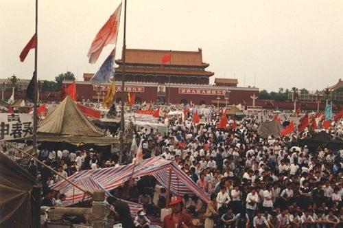 Massaker auf dem Tiänanmen-Platz vor 20 Jahren - Signal für wachsende Massenproteste im bürokratisch-kapitalistischen China