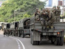 Weltweite Proteste gegen den Militärputsch in Honduras