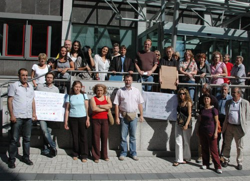 Arbeitsgericht Essen: Kündigung einer Bundestagskandidatin der MLPD rechtswidrig