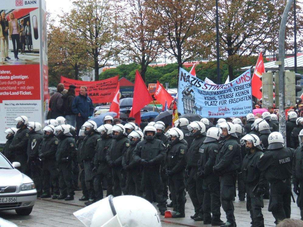Breite antifaschistische Proteste in Dortmund