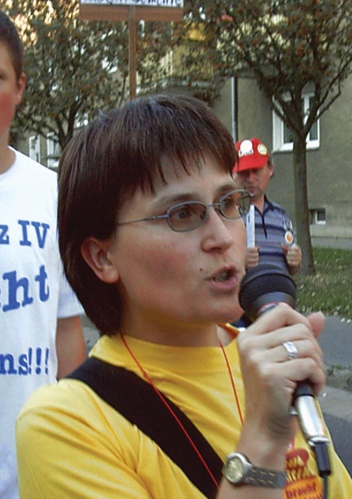 Unerhörte Kriminalisierung der MLPD-Stadträtin Ina Korntreff