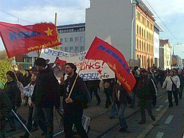 Antifaschistische Proteste in Halle: Nazis erleben erneute Schlappe