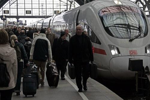 Schöne Bescherung bei der Deutschen Bahn ...