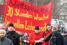 Erneut Streik bei Daimler in Bremen
