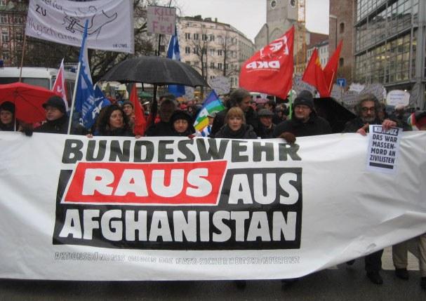 Münchener Sicherheitskonferenz im Zeichen von Protesten