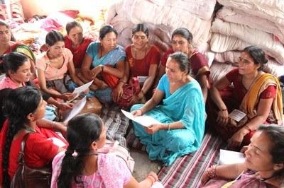 """""""Nepal - ein Volk im Aufbruch"""""""
