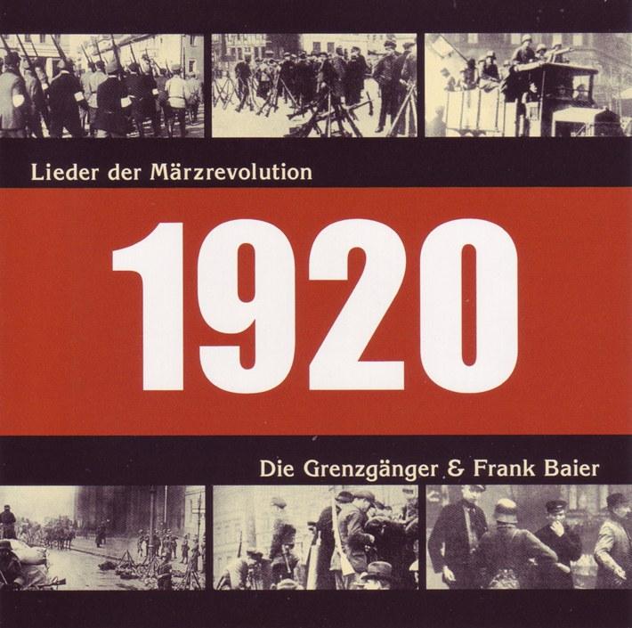 """Vor 90 Jahren: Rote Ruhrarmee zerschlägt faschistischen """"Kapp-Putsch"""""""