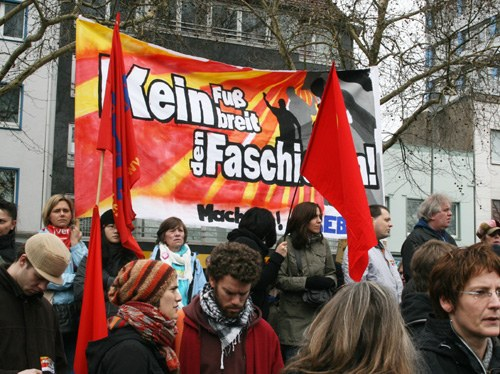 Faschistische Provokationen zum 1. Mai