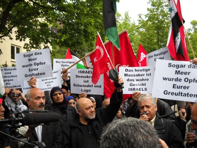 Weltweit Empörung über zionistischen Staatsterror