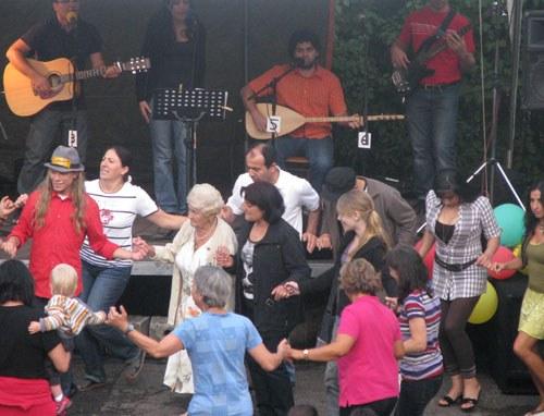 600 Teilnehmer erlebten vielseitiges Programm beim 2. Neckarfest