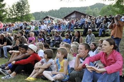 Rund 800 Besucher beim 8. Waldfest in Truckenthal