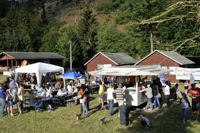 """8. Waldfest im Truckenthal: """"Super, super"""""""