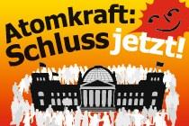 Großdemonstration gegen Berliner Atompolitik am 18. September