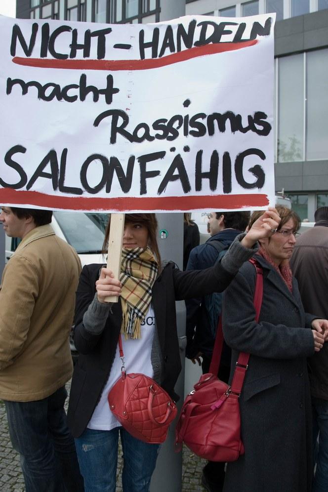 Wachsende Empörung gegen die rassististische Propaganda und reaktionäre Rückendeckung für Sarrazin