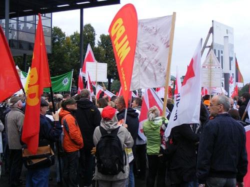 5.000 Teilnehmer bei DGB-Demo in Dresden