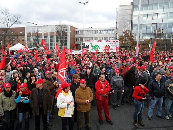 4.000 bei DGB-Kundgebung in Nürnberg