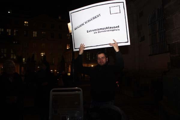 """Antifaschistischer Verein """"AKuBiZ"""" lehnt """"Sächsischen Förderpreis für Demokratie"""" ab"""