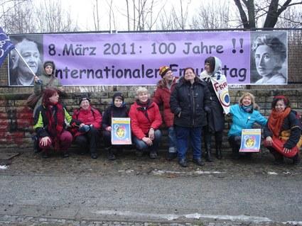 Zehntausende in Berlin zur Ehrung von Lenin, Liebknecht und Luxemburg und großes Interesse an der Gründung der ICOR!