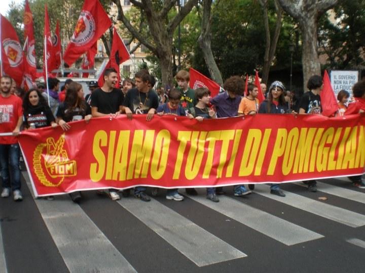 Fiat-Chef erpresst Knebel-Tarifvertrag - internationale Solidarität gefordert