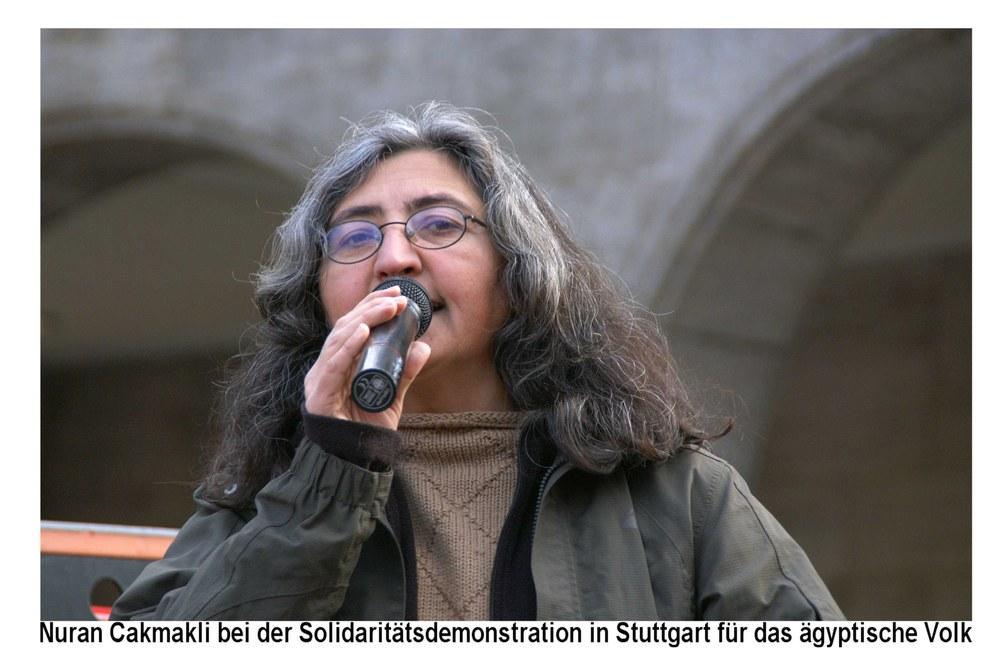 Moderatorin der Montagsdemo gegen Hartz IV in Stuttgart verurteilt