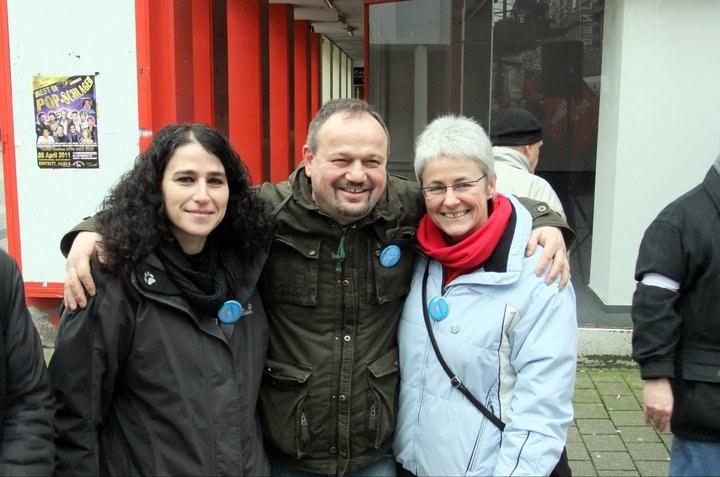 Erfolg der breiten Solidarität: Zabit Cumcu bleibt im Betrieb!