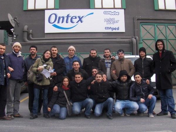 Solidarität mit den Omtex-Arbeitern in Istanbul!