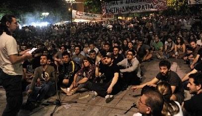 """Generalstreik und Massenproteste in Griechenland: """"Steckt die Diebe ins Gefängnis!"""""""