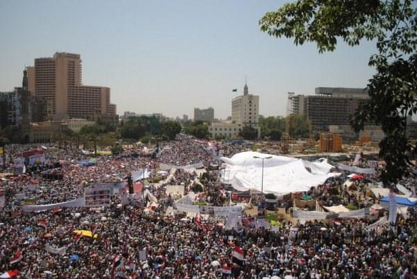 Ägypten: Zweite Welle der Aufstandsbewegung