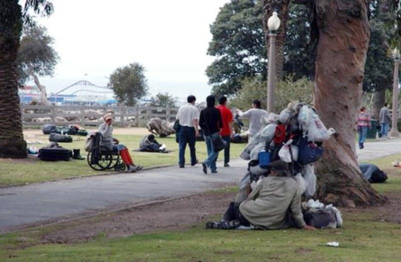 USA: Vor-Wahlkampf auf dem Rücken der Armen
