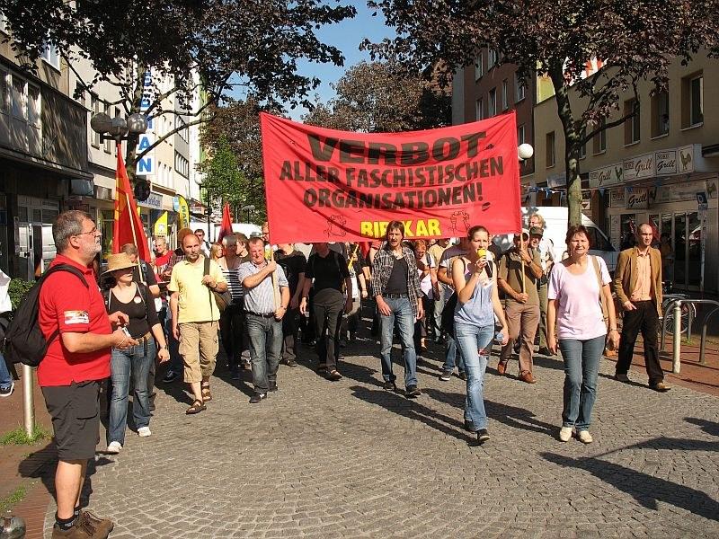 Dortmund: Eine ganze Stadt macht mobil gegen Faschistenaufmarsch