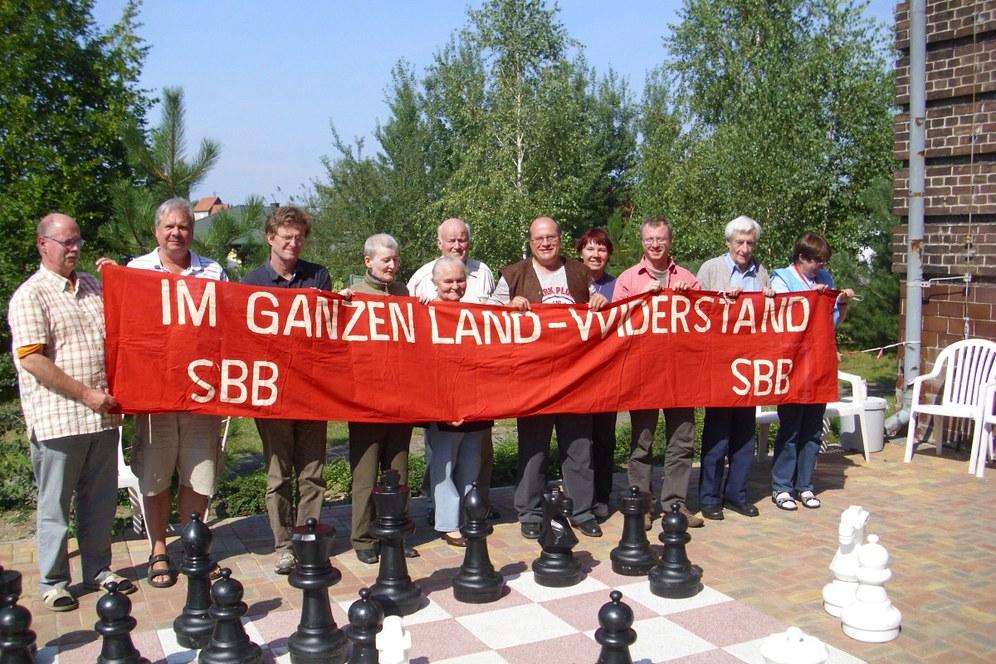 """Das 29. Treffen der """"Sozialen Bewegung Land Brandenburg"""" erfolgreich durchgeführt"""