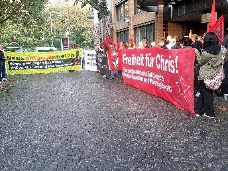 Skandalurteil gegen Stuttgarter Antifaschisten