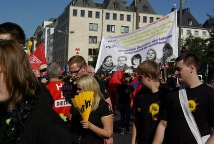 20.000 beim Jugend-Aktionstag der IG Metall in Köln erleben Kraft der Gewerkschaftsorganisation