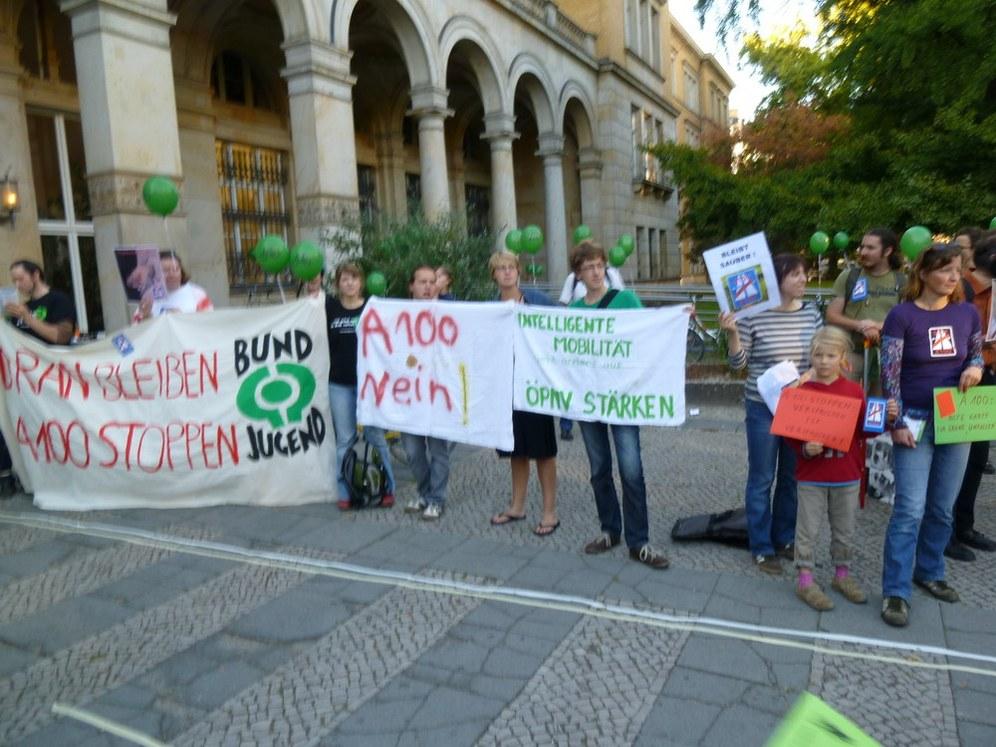 Sondierungsgespräche nach der Berlin-Wahl