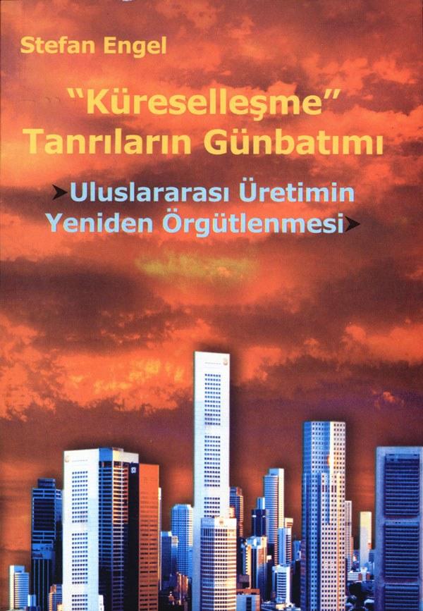 """Türkische Ausgabe des Buchs """"Götterdämmerung über der 'neuen Weltordnung'"""" erschienen"""
