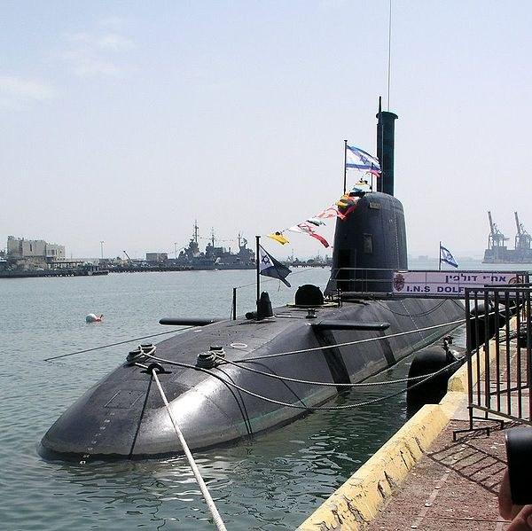 Atom-U-Boote made in Germany