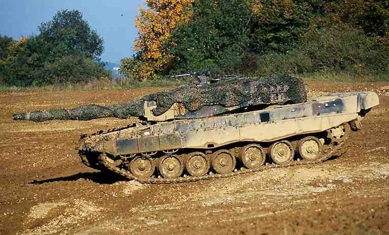 Deutsche Panzer für Katar